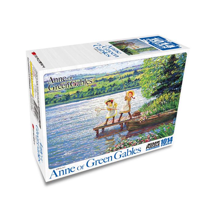 [현재분류명],빨강머리앤 퍼즐 1014P_반짝이는 호수,퍼즐,직소퍼즐,퍼즐액자,퍼즐만들기,직쏘퍼즐