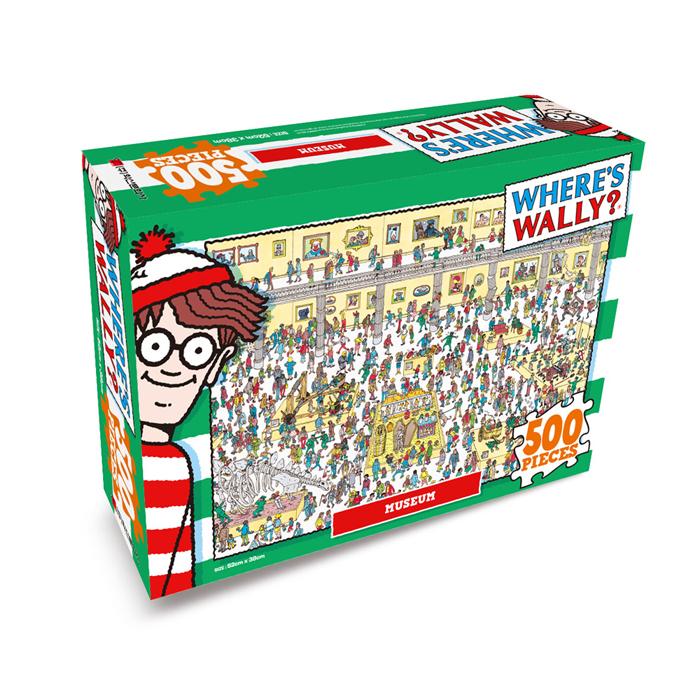 [현재분류명],월리를 찾아라 퍼즐 500P_박물관,퍼즐,직소퍼즐,퍼즐액자,퍼즐만들기,직쏘퍼즐